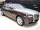 Rolls-Royce ve Frankfurtu 2009