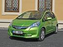 Honda Jazz Hybrid: První jízdní dojmy