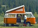 VW slaví 60 let campingových vozů