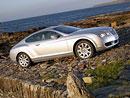 Bentley Continental GT: nejrychlejší Forfour na světě