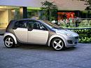 Brabus Smart Forfour: GTI v řeči Smartu