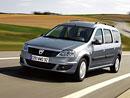 Dacia Logan MCV: Prostorné kombi s motorem 1,6 (62 kW) za 199.900,- Kč