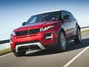 Range Rover Evoque: České ceny, nové fotky