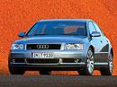 Nová Audi A8 - první informace a fotografie !