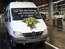 Mercedes-Benzů Sprinter je tři čtvrtě milionu