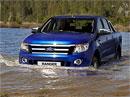 Ford Ranger: Varianta brod (video)