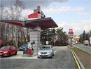 Benzina otevřela první samoobslužnou čerpací stanici