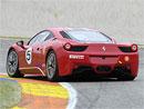 Ferrari 458 Challenge: První test v ČR (video)