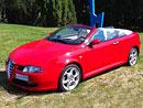 Alfa Romeo GT Cabriolet: Pohrobek bez střechy