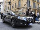 Lancia Delta Gold: Auto vs. loď, kdo s koho (video)
