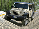 Jeep na polygonu