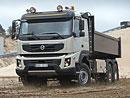 Volvo FMX: Úspěch ve stavebním průmyslu