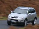 Video: Opel Antara � J�zda s modernizovan�m SUV