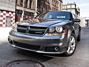 Dodge Avenger R/T: Road & Track premiéra v New Yorku