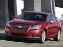 Chevrolet Malibu Eco: Proti Passatu TDI s cenou 25.995 dolarů