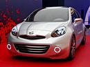 Nissan Compact Sport Concept: Micra Nismo (foto živě)