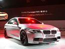BMW M5 Concept: Šanghajská předpremiéra