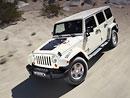 Jeep Wrangler Mojave: Pouštní ještěrka (doplněno 10 wallpaperů)
