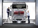 Mercedes-Benz Actros: S motory Euro 6 již brzy