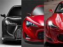 Toyota FT-86 vs. FT-86 II vs. Scion FR-S: Designov� trojboj