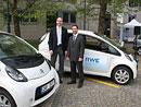 První dva elektromobily Citroën C-Zero koupilo RWE