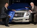Cadillac CTS: Oficiálně již v Detroitu