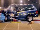 Červnové vysvědčení automobilů v testech Euro NCAP