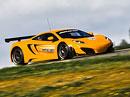 McLaren MP4-12C GT3: Testování pokračuje ve Španělsku (video)