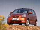 Kia Picanto 1.1 CRDi VGT (55 kW): malý, silný, spořivý a levný