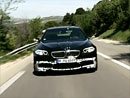 BMW M5: Supersedan na okruhu Miramas (video)