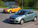 SEAT Ibiza Copa vs Suzuki Swift: Co koupit?