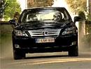 Video: Lexus LS 600h L – Limuzína pro monackého knížete Alberta II.