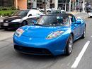 Tesla Roadster: 100.000 elektrických kilometrů za 2 roky