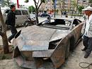 Čínské Lamborghini Aventador: Postav si sám, karbon nahraď ocelí