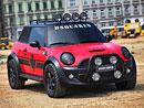 MINI Red Mudder: Nové Mini-SUV, ale Countryman to není!
