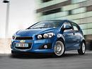 Chevrolet Aveo podrobně: Bude hatchback i sedan