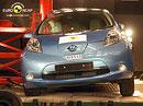 Euro NCAP 2011: Nissan Leaf – Pět hvězd pro elektromobil