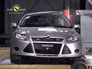 Euro NCAP 2011: Ford Focus – Pět hvězd pro třetí generaci