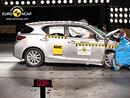 Euro NCAP 2011: P�t hv�zd  i pro Lexus CT 200h