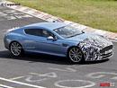 Spy photos: Aston Martin Rapide S – Silnější čtyřdveřový Aston