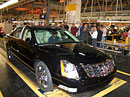 Cadillac DTS končí: Poslední vůz pro Bulgariho sbírku