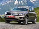 VW Tiguan: První jízdní dojmy