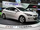 Hyundai Elantra v Brn�: Prvn� dojmy