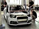 Video: Audi A1 Clubsport quattro – Stavba ostrého konceptu