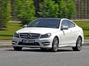 Mercedes-Benz C Coupé: První jízdní dojmy