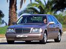 Mercedes-Benz 600 SEL: Mamutí hrátky (video)