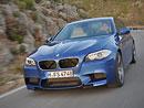 BMW M5: Empětka popáté. Oficiálně (velká galerie)