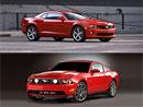 Ford Mustang překonán Chevroletem Camaro
