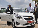 Chevrolet Beat BEV: Elektro-Beat se představil v Indii