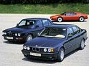 BMW: Chronologie M5